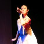 ソロ公演Nritya Angan アトリエ第Q藝術 pic:Chiya Hiramoto