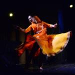 インド、独り舞ふvol.5@南青山マンダラ pic:Macoto Fukuda