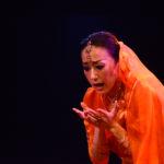 インド、独り舞ふvol.5@南青山マンダラ クリシュナに壺を割られた!という場面。